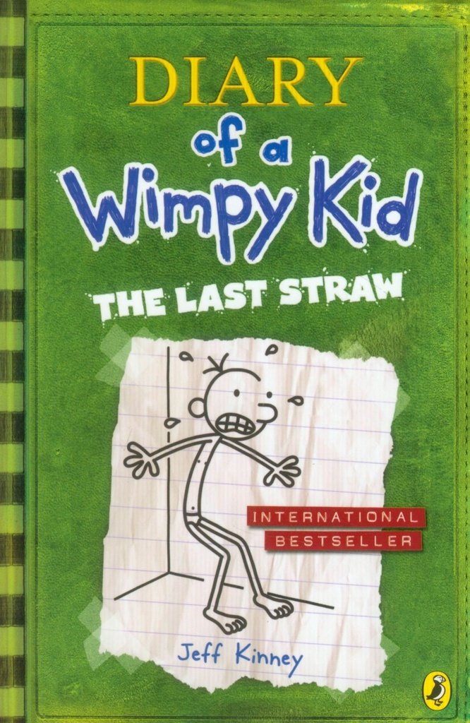 Diary of wimpy kid the last straw diary of a wimpy kid jeff diary of wimpy kid the last straw diary of a wimpy kid jeff kinney 9780141324920 amazon books solutioingenieria Choice Image