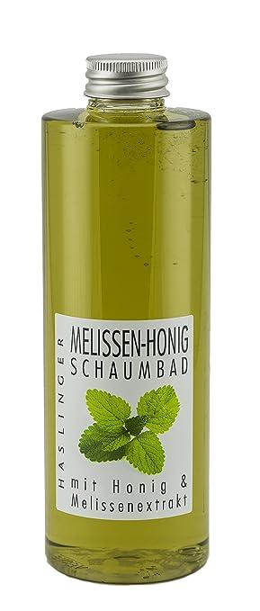 Melissa - Miele bagnoschiuma con miel & Extracto de Melissa, 400 ml ...