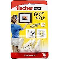Fischer Colgador 3 Puntas Fast & Fix (Envase