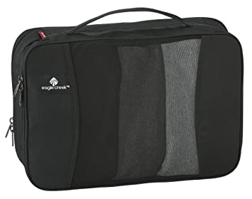 ee54850495c2 Eagle Creek Pack-It Original Clean Dirty Cube, Packing Organiser, 36  cm,10.5 L, Black