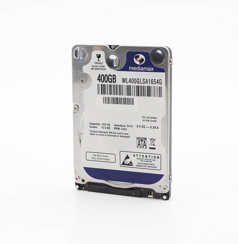 Mediamax 400gb Interne Festplatte 2 5 Hdd Sata Iii Computer Zubehör