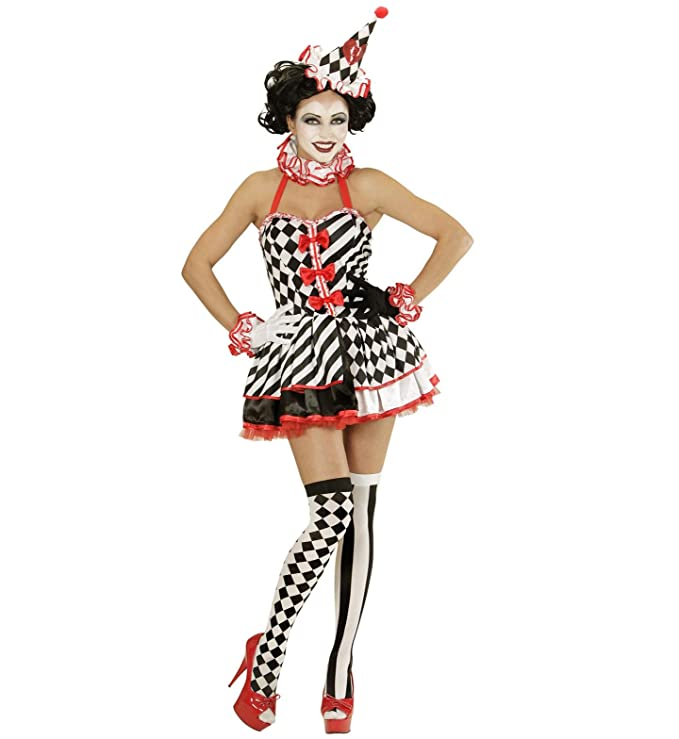 Flapper Costumes, Flapper Girl Costume Large Womens Pierrot Girl Costume $62.39 AT vintagedancer.com