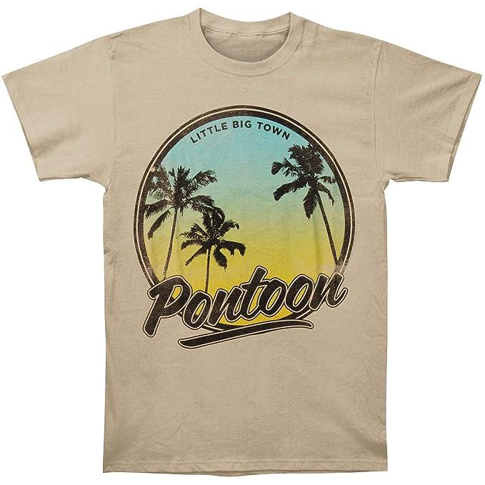 Amazon.com: Little Big Town playera Pontoon Círculo de color ...