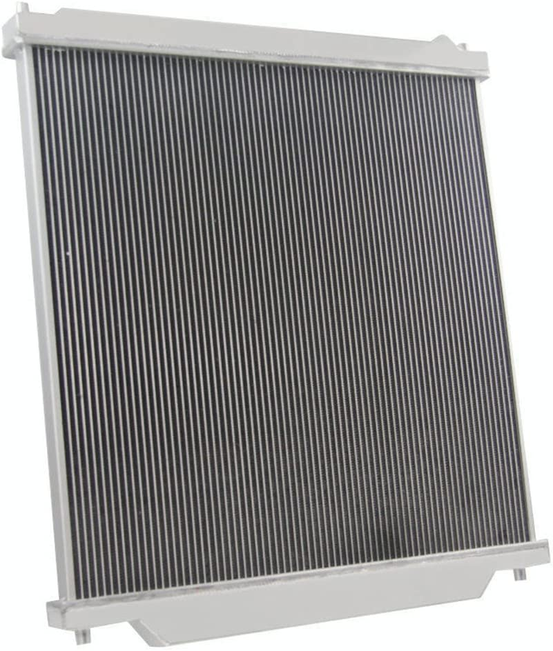 Ford 03-07 Excursion F250 F350 6.0L Diesel 3 Row Core Cooling Racing Radiator