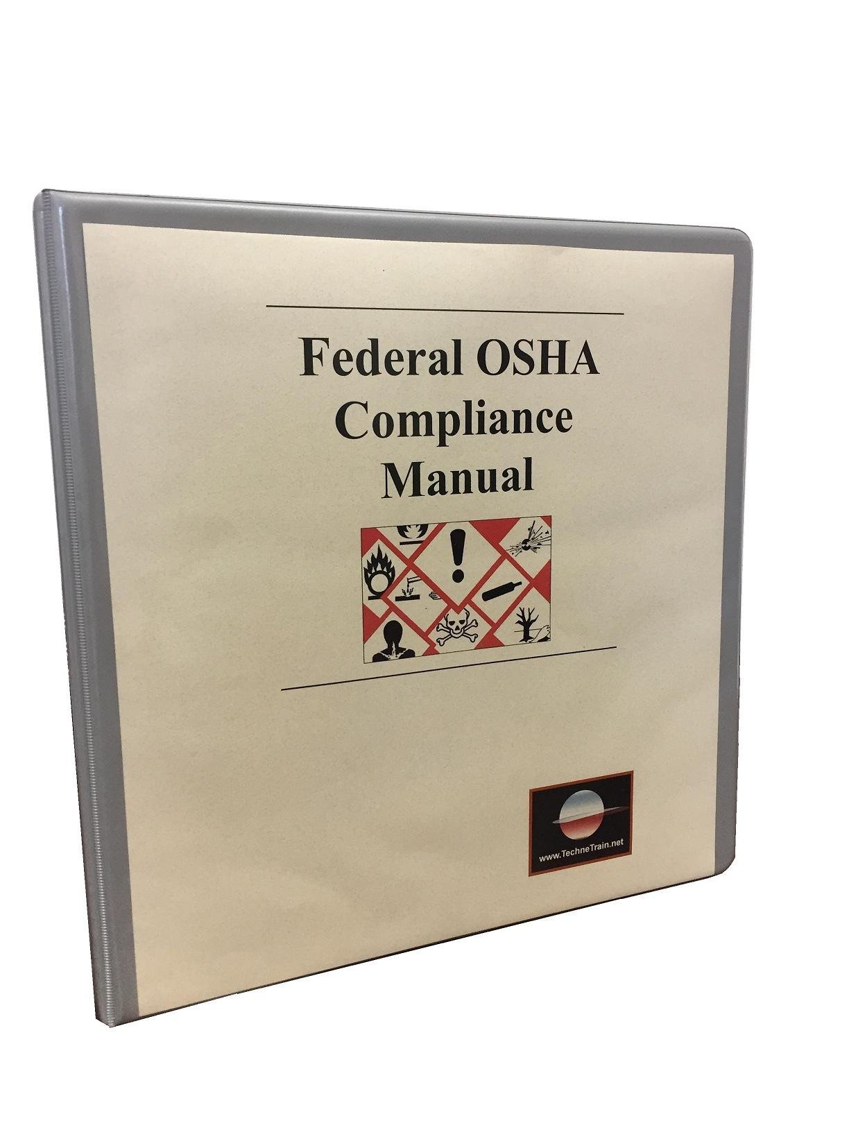TechneTrain Federal OSHA Compliance Manual - 2017 (CEMETERY AND FUNERAL) by TechneTrain (Image #1)