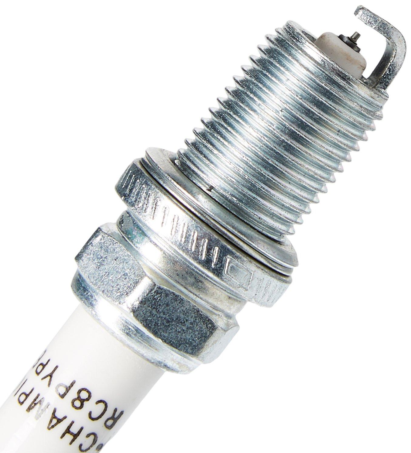 Champion OE195//R04 Candele di Accensione a Iridio 9804 RN8WYPB