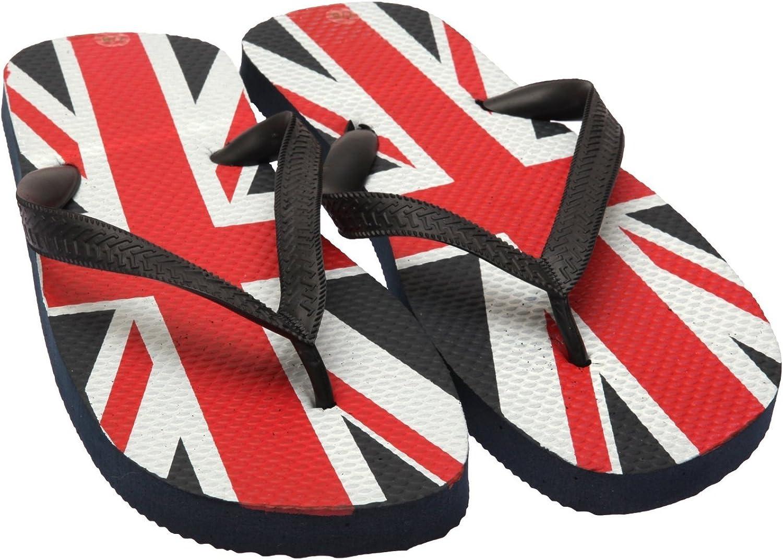 Unisex Havaianas Bandera Ingles Union Jack Playa Sandalia Chanclas: Amazon.es: Zapatos y complementos