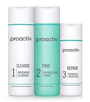Amazon Com Proactiv 3 Step Pro Acne Treatment System 90 Day Beauty