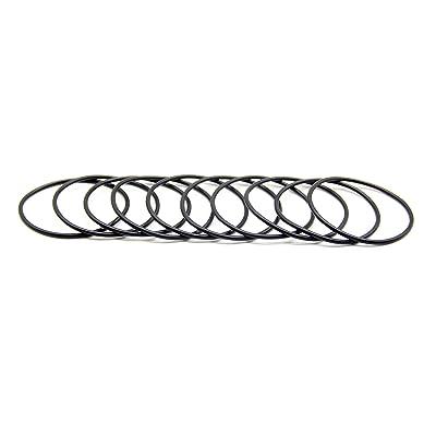 Pro-Parts 10Pcs R172009 O-283 O-Ring for Pentair Rainbow Chlorinator 300 & 320 Lid: Garden & Outdoor