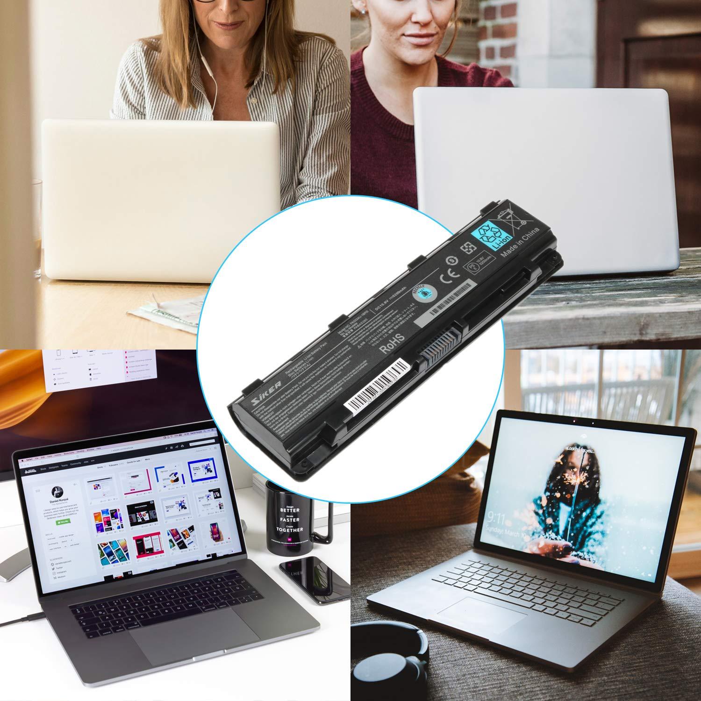 SIKER® PA5024U-1BRS, PA5025U-1BRS Para Toshiba Batería para portátiles C55 C55Dt PA5026U-1BRS PABAS259: Amazon.es: Electrónica