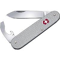 Canivete Cabo Aluminio C/ Rebites
