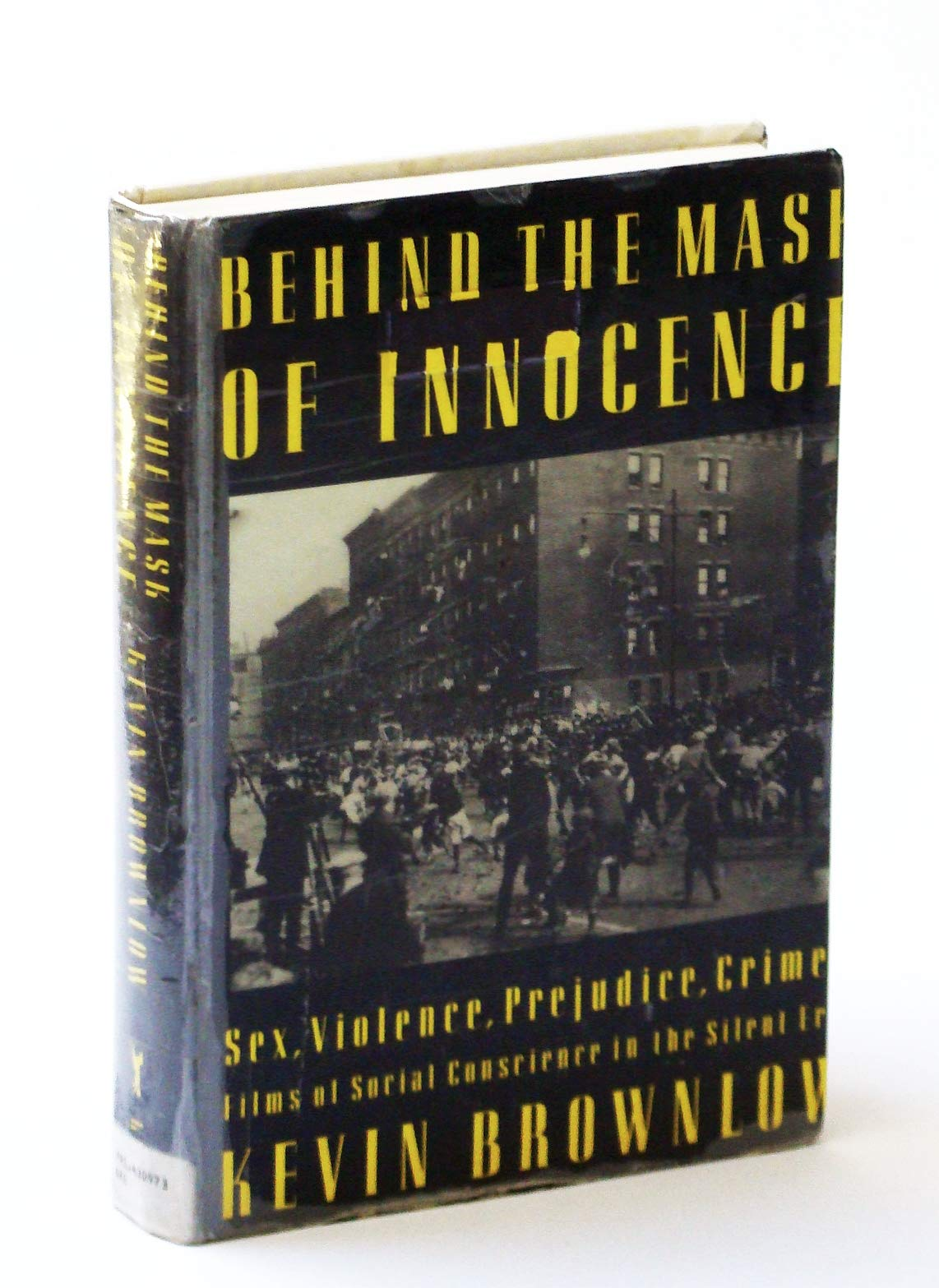 Read Online Behind The Mask Of Innocence pdf
