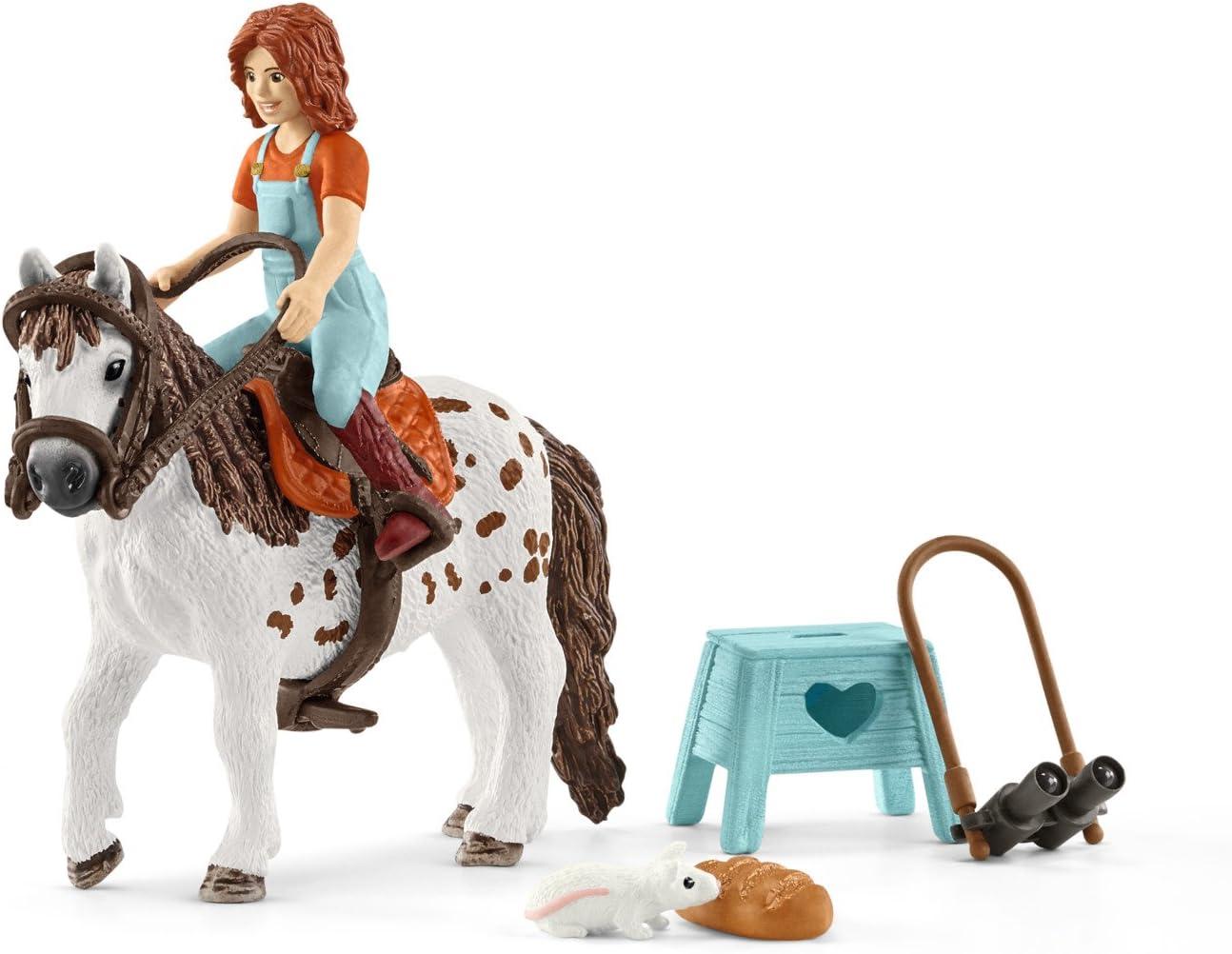 Schleich North America Horse Club Mia /& Spotty