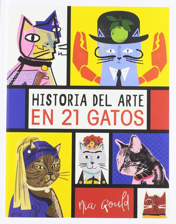 Historia del arte en 21 gatos: Amazon.es: Diana Vowles, Jocelyn ...