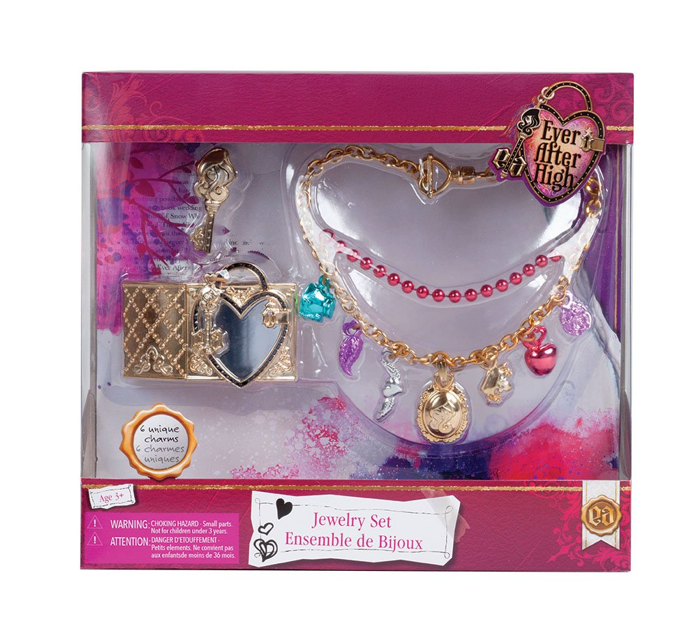 Ever After High Jewelry Set