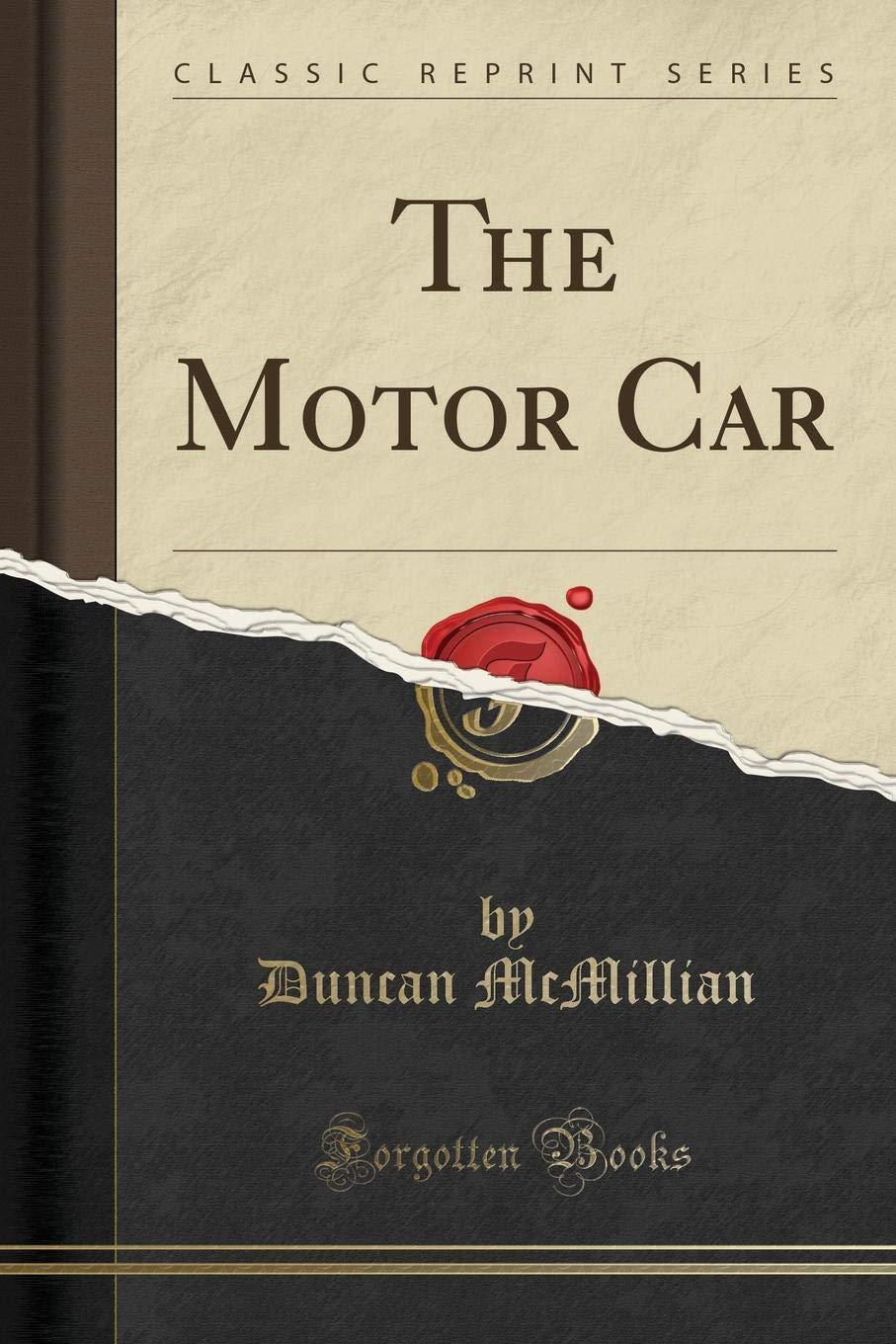 Download The Motor Car (Classic Reprint) pdf