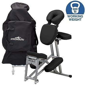 STRONGLITE Portable Massage Chair Ergo Pro II