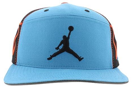 Nike Hombres de Air Jordan Melo 10 Zapatillas Gorra Photo azul ...