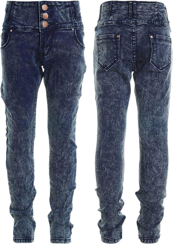 BEZLIT M/ädchen Jeans Hose Straight Fit 20881