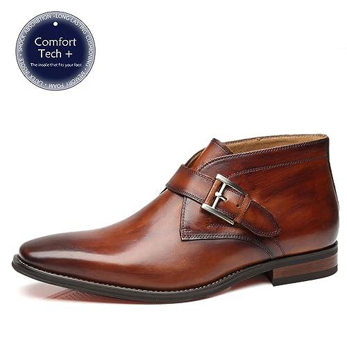 Men S Winter Dress Boots Amazon Com