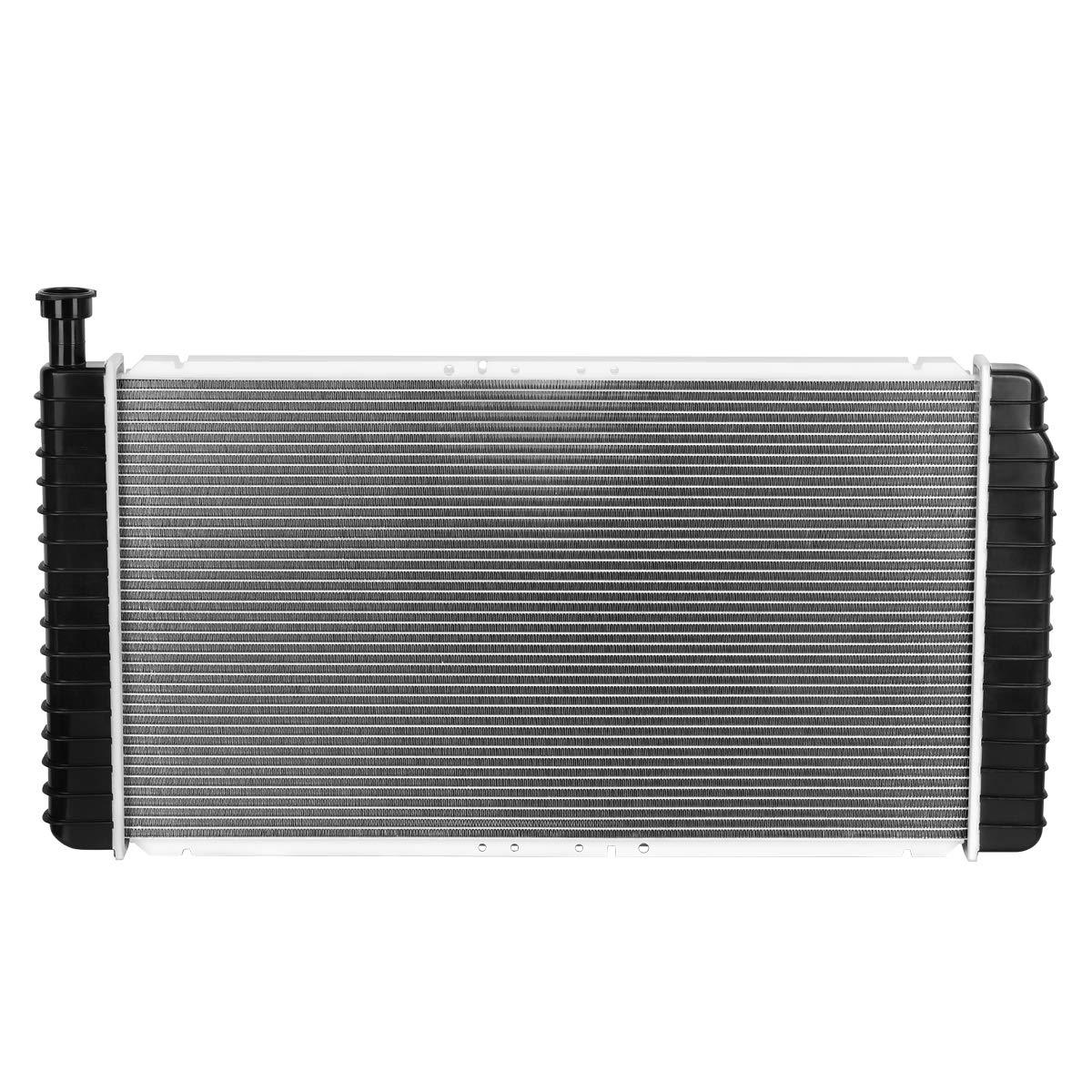 New Replacement Aluminum Radiator for Chevy Express GMC Savana 1500 2500 3500