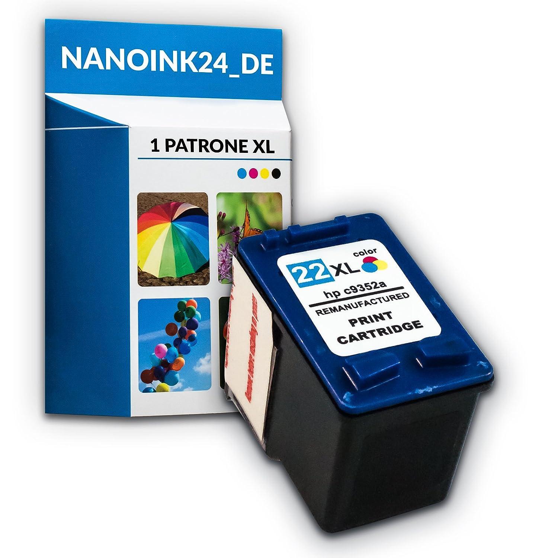 Compatible Cartucho de tinta para HP 22 XL Deskjet D1560 F2180 ...