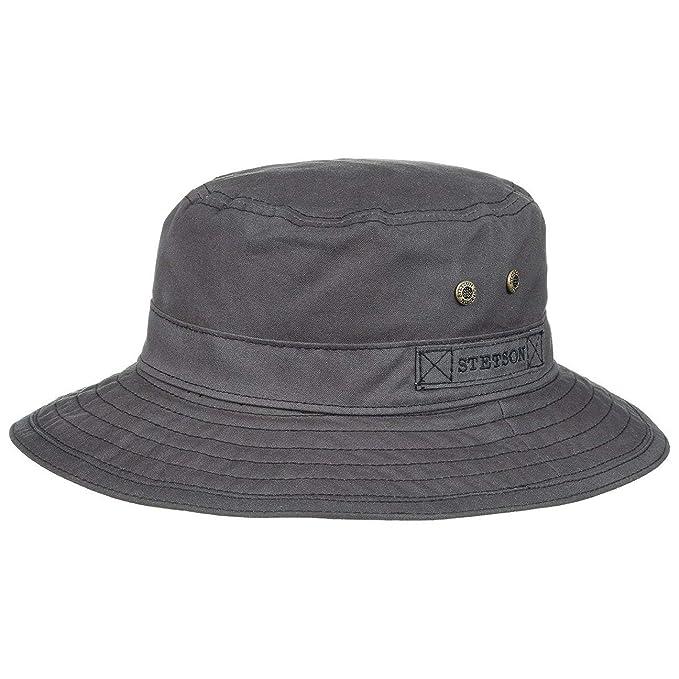 Stetson Atkins Cappello da Pescatore Donna Uomo  a09f49aa068b