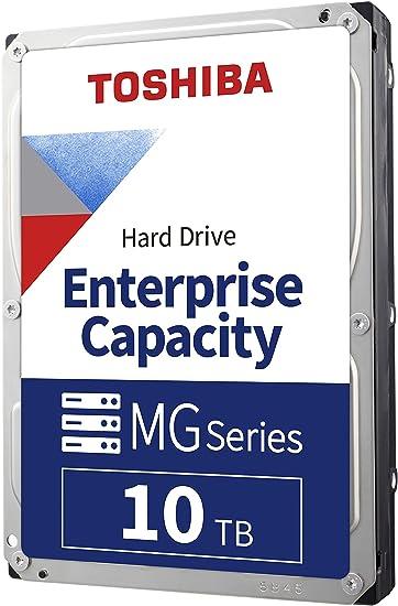 Toshiba MG06ACA10TE Disque dur interne 3.5
