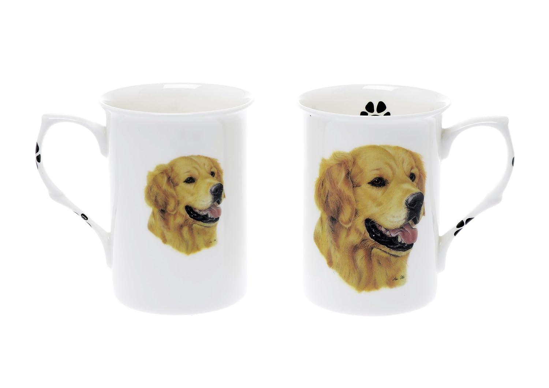 Funny Novelty TYKE/'S MOTTO YORKSHIRE Fine Bone China Mug Beaker cup