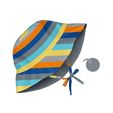 f1916f8c63e Amazon.com  i play. Baby Reversible Bucket Sun Protection Hat  Clothing