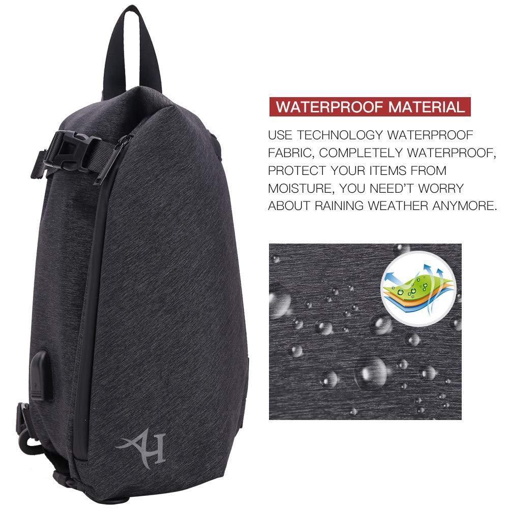 BOYATU Handbag Canvas Shoulder Bags Sling Bag Laptop Backpack Shoulder Bags Large Purse Satchel