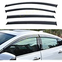 Windows Visor Out-Channel Sun Guard 4pcs fit 2013-2016 Hyundai Grand Santa Fe XL