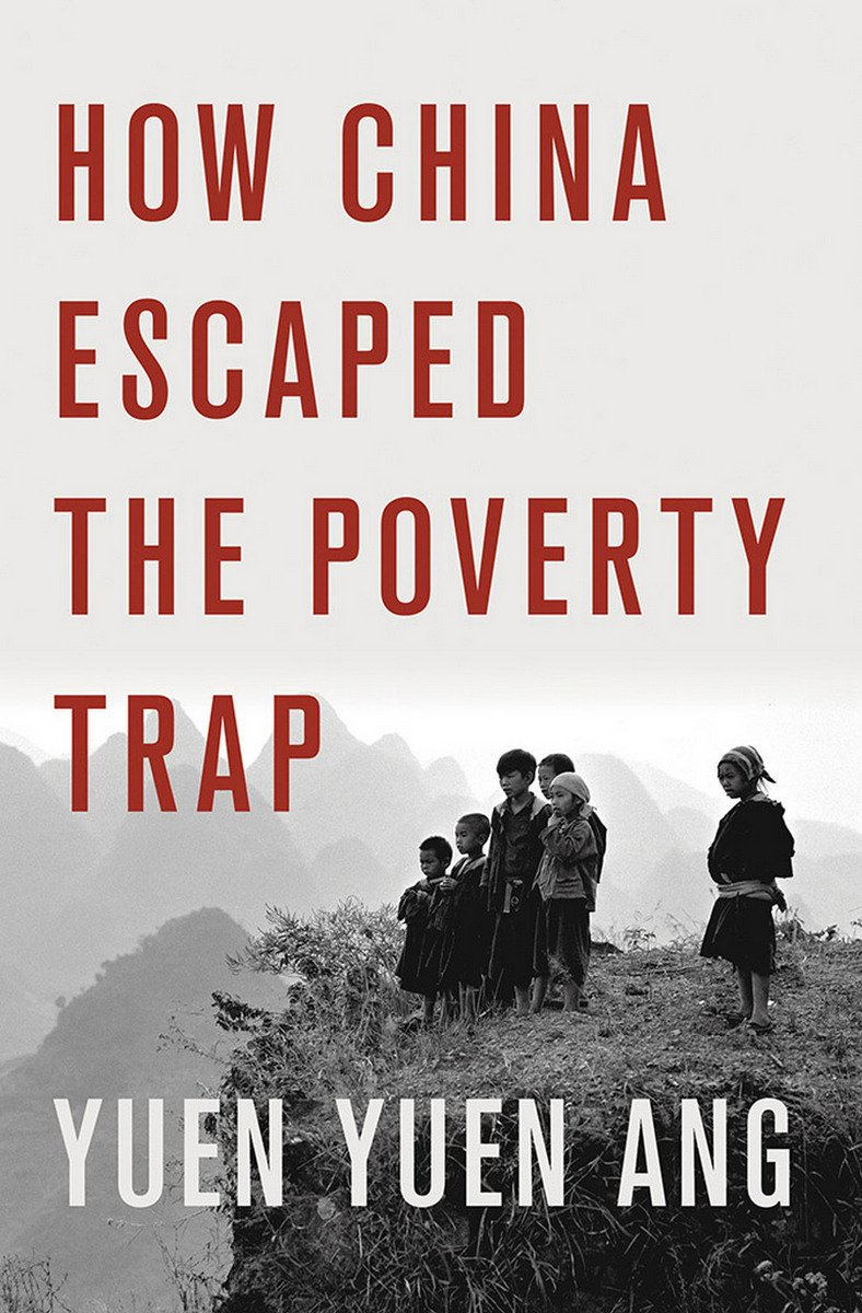 How China Escaped the Poverty Trap (Cornell Studies in Political