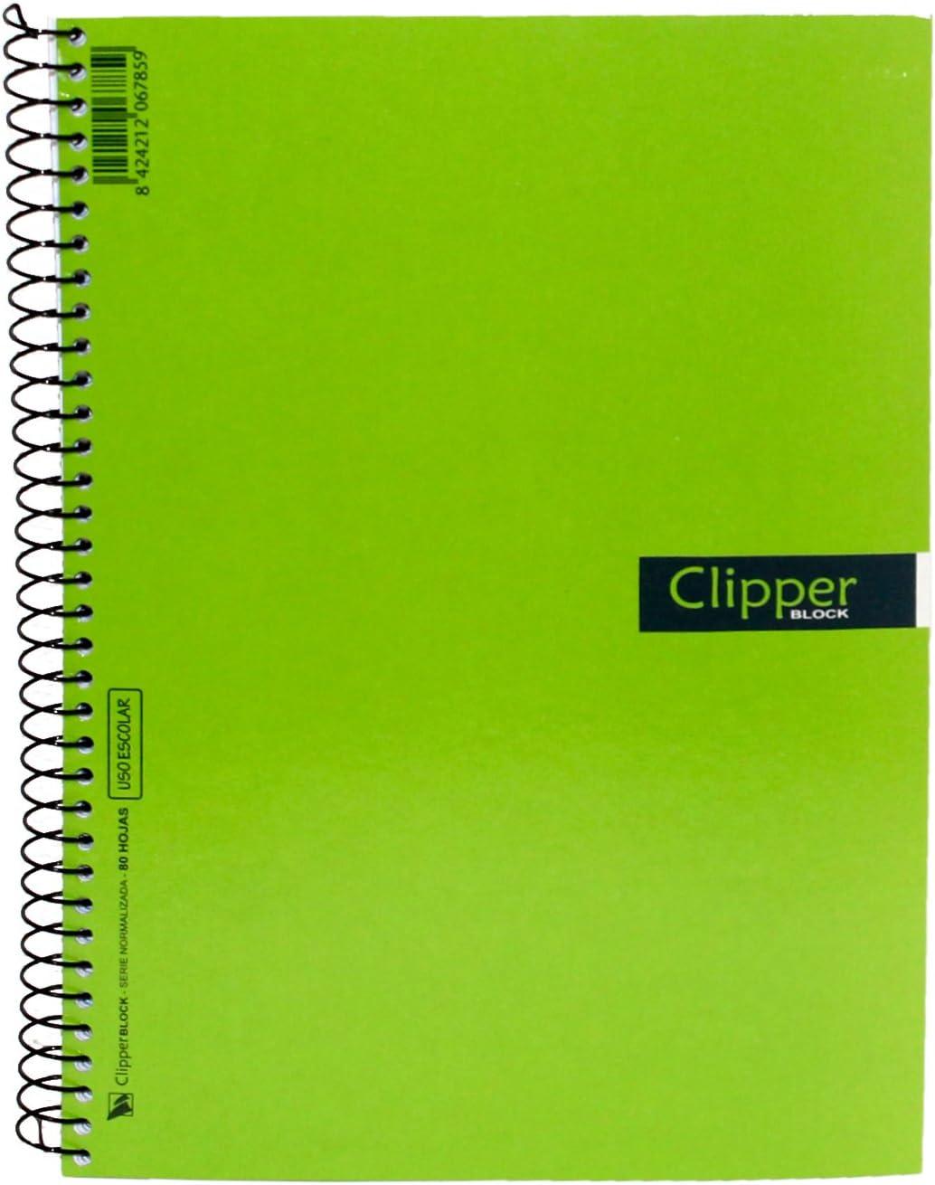 Acan Pack de 3 Cuadernos Doble pauta de Tapas Blandas 4/º