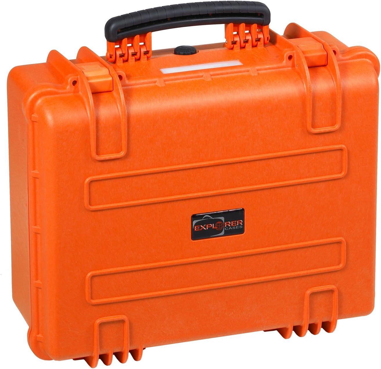 Explorer Cases 4820 OE Waterproof Dustproof Multi-Purpose Protective Case Empty Orange