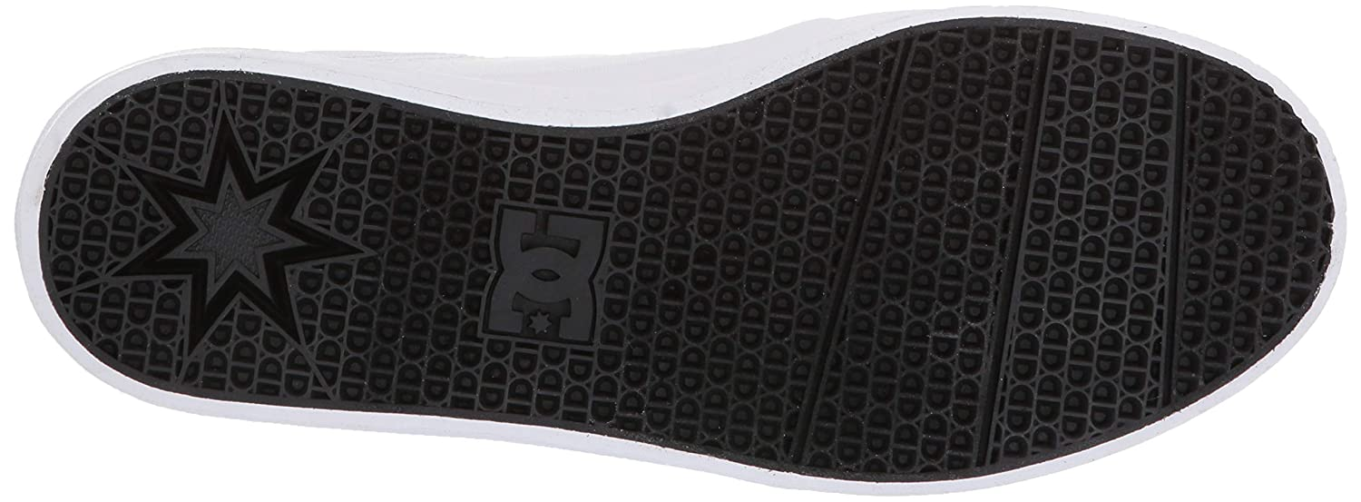 DC Shoes Womens Shoes Trase Platform Tx Flatform Shoes for Women Adjs300184