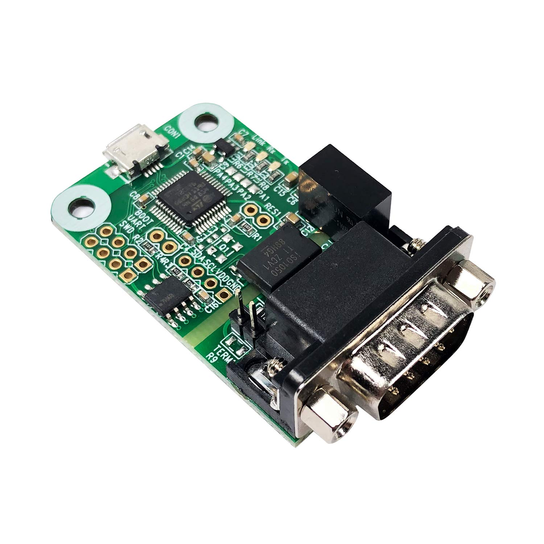 2B 3B Module convertisseur USB vers CAN pour Raspberry Pi Zero//Zero W 3B+