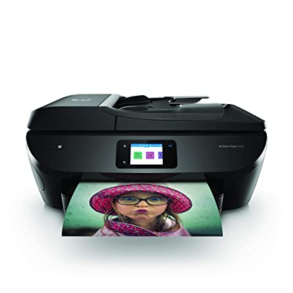 HP Envy Photo 7830 – Impresora multifunción inalámbrica (tinta, Wi-Fi, copiar, escanear, alimentador automático de documentos, 1200 x 1200 ppp), color ...