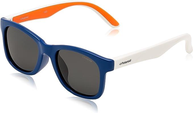 Polaroid Kids PLD 8001//S Rectangular Sunglasses
