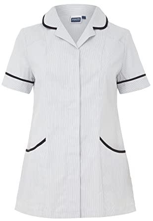 3322dec8bfd5a Nurses Tunic Uniform Vet Salon Beauty Medical Dental Therapist Healthcare  Ladies: Amazon.co.uk: Clothing