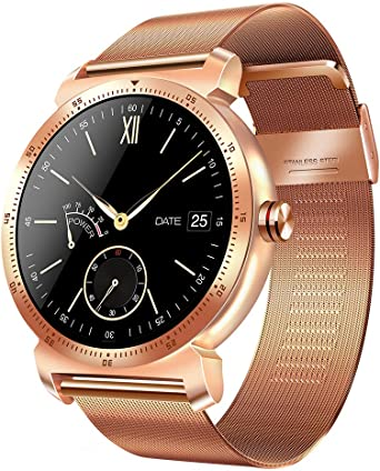 Denret3rgu K88H Plus Bluetooth: Reloj Inteligente para Deportes ...