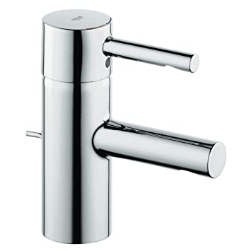Amazon.com: Essence New Single-Handle Single-Hole Low Arc Bathroom ...