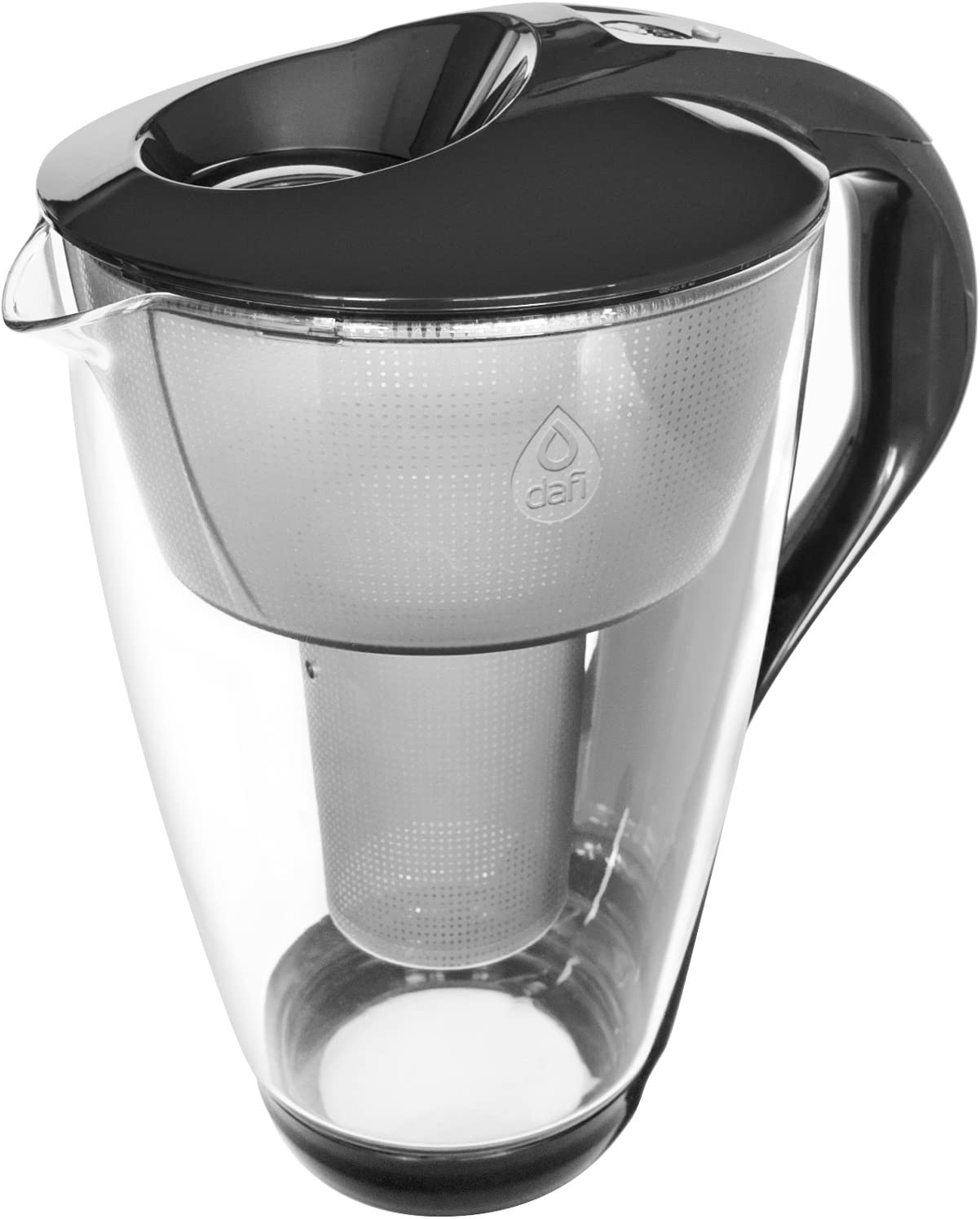 Dafi 8 Cup BPA-Free Water Filter Pitcher
