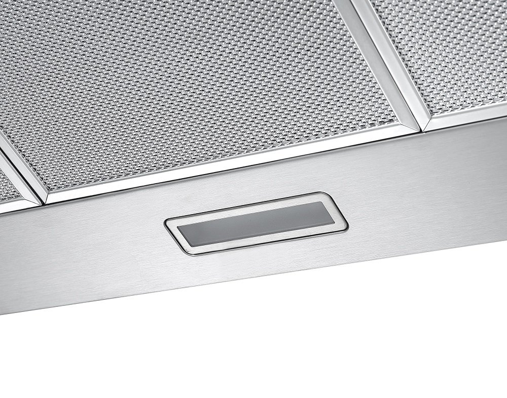 1b03060e2fd Cookology Unbranded CH600SS 60cm Chimney Cooker Hood in Stainless ...