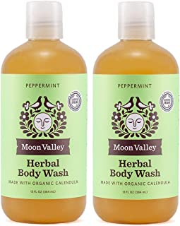 product image for HERBAL BODY WASH (2PACK) - PEPPERMINT