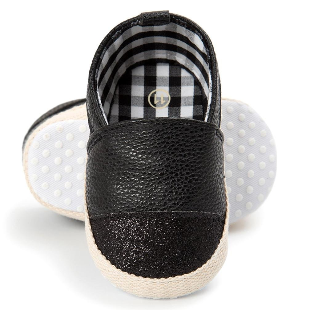 Amazon.com: FORESTIME Baby Girl Boys Shoe Casual Leter Shoes Sneaker Anti-slip Soft Sole Toddler: Clothing