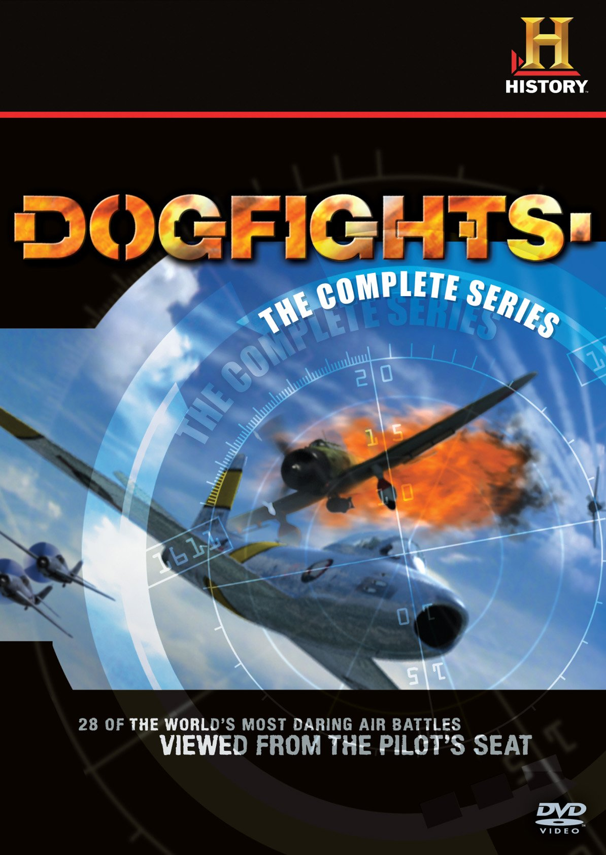 Dogfights: The Complete Series Megaset by A&E
