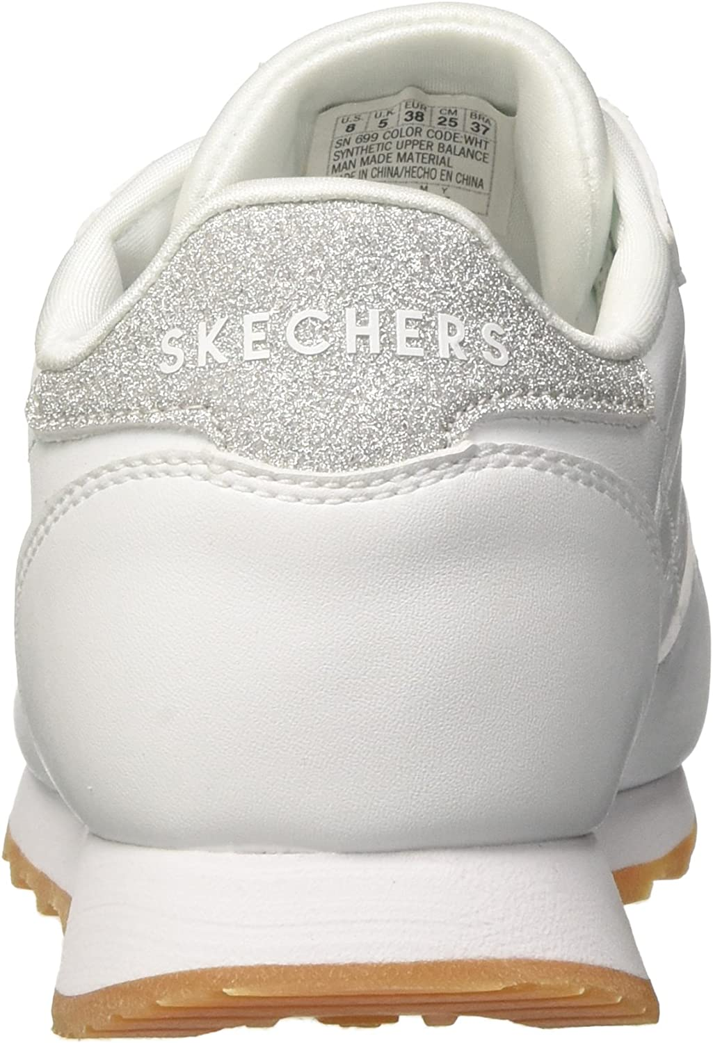Baskets Hautes Femme Skechers OG 85-Old School Cool