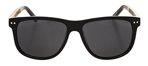 WOODYS Newman 04 - gafas, unisex, color negro, talla 56-15-140