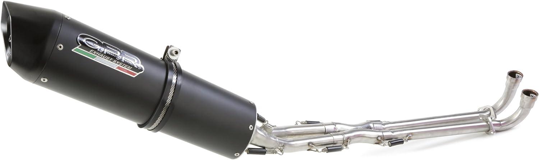 Scom GPR 108 Seil Pflanze komplett zugelassen f/ür Scooter f/ür Yamaha T-Max 500/2008//11 Fury schwarz